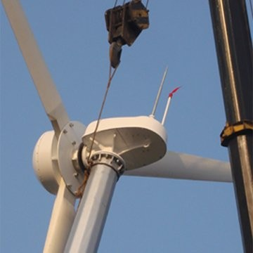 H10.0-30kw grid-tied wind turbine system