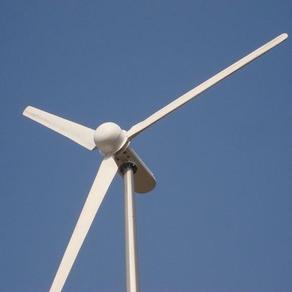 H8.0-10KW Wind Solar Diesel Hybrid System
