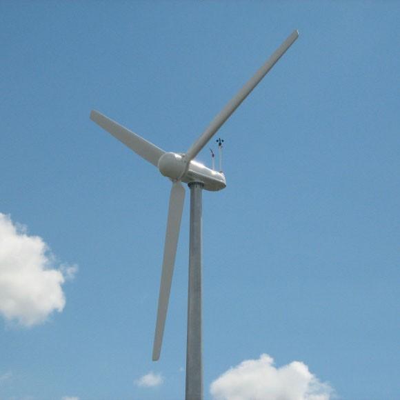 H8.0-10KW Wind Solar Hybrid System