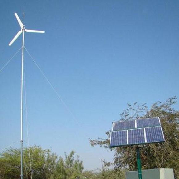 1KW Wind Solar Diesel Hybrid Wind Turbine