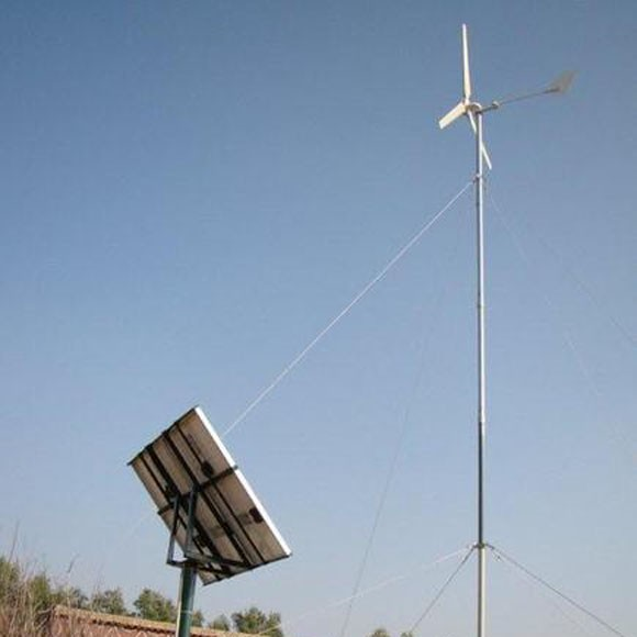 H3.1-1KW Wind Solar Hybrid Wind Turbine