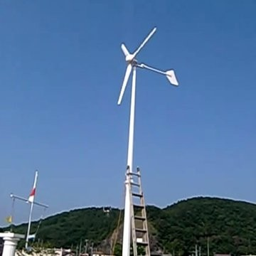 H3.1-1kw wind turbine all-in-one generator system