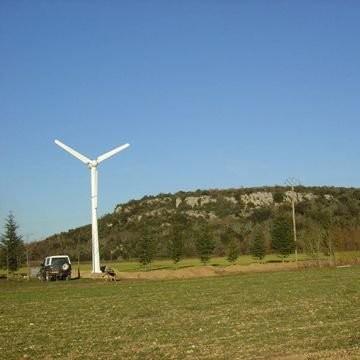 H9.0-20kw Wind-Solar-Diesel hybrid power system