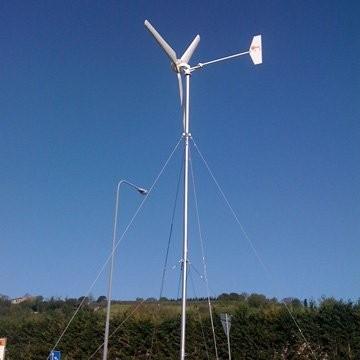 H3.8-2kw wind-solar-diesel hybrid generator system