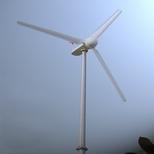 H4.6-3kw wind-solar-deisel hybrid system