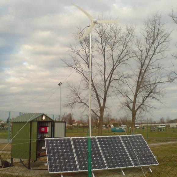 H2.7-500W Wind Solar Hybrid Wind Turbine