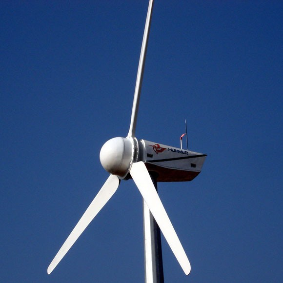 H12.0-50KW Grid Tied Wind Turbine