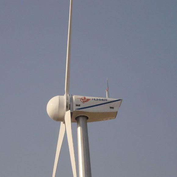 H12.0-50kw wind-solar-diesel hybrid system