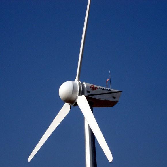 H12.0-50kw wind-solar hybrid system