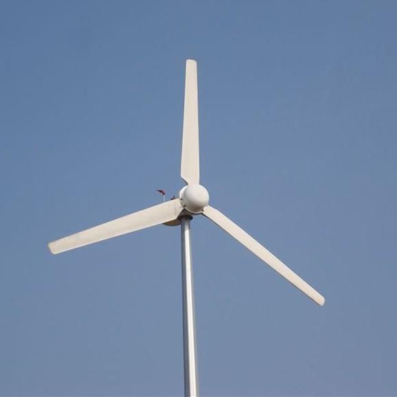 H6.4-5KW Wind Solar Diesel Hybrid System