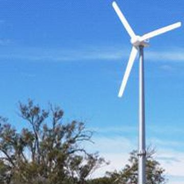 H6.4-5kw grid-tied wind generator system