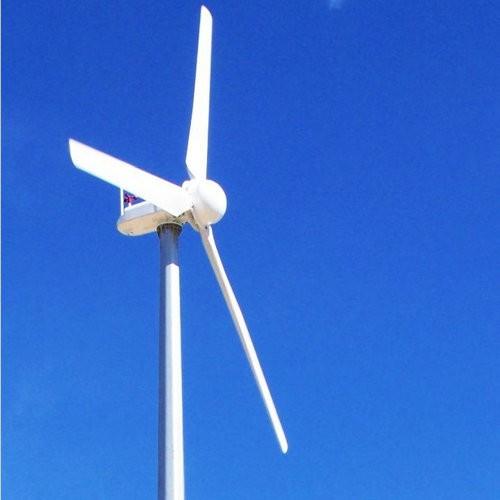 H6.4-5kw wind-solar hybrid turbine system