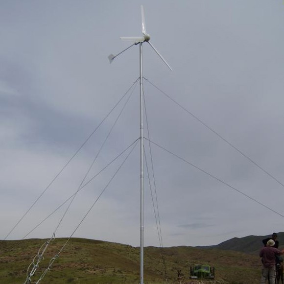 Hummer 2KW Domestic Wind Generator