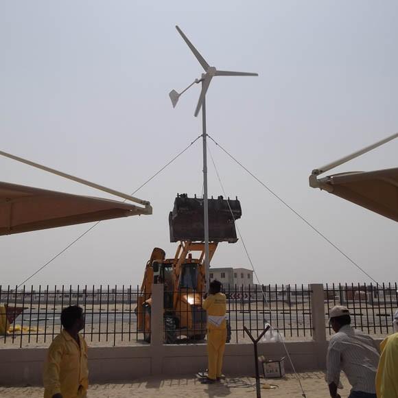Hummer 500W Domestic Wind Turbine