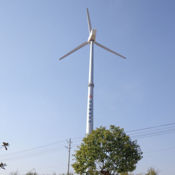 Hummer 100KW Home Wind Energy