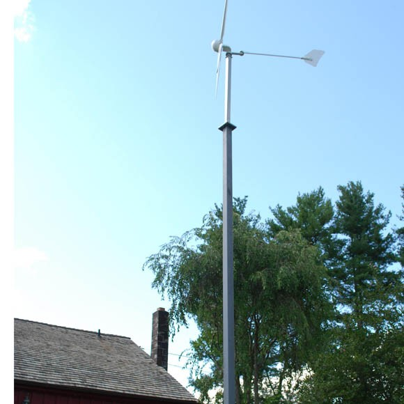 Hummer 2KW Home Wind Energy