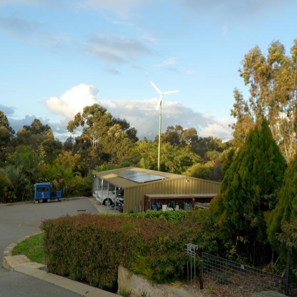5KW Home Wind Generator