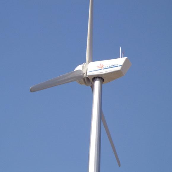 Hummer 100KW Home Wind Generator