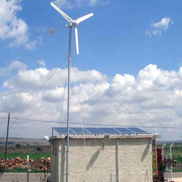 Hummer 2KW Home Wind Generator