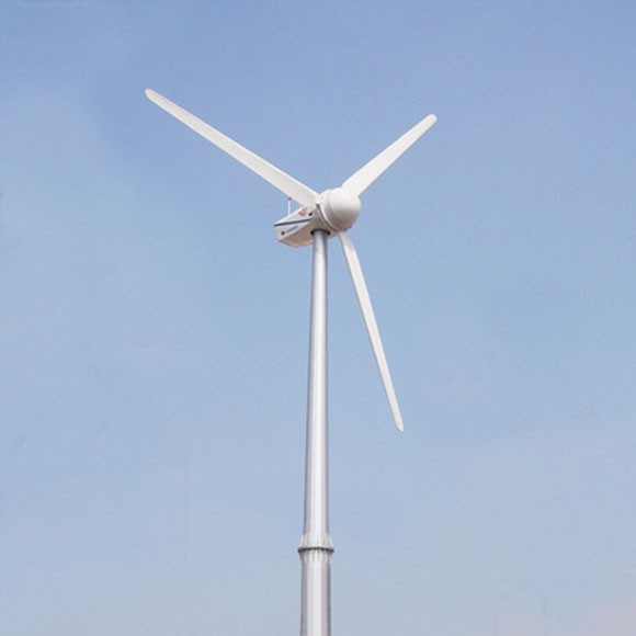 Hummer 50KW Home Wind Generator