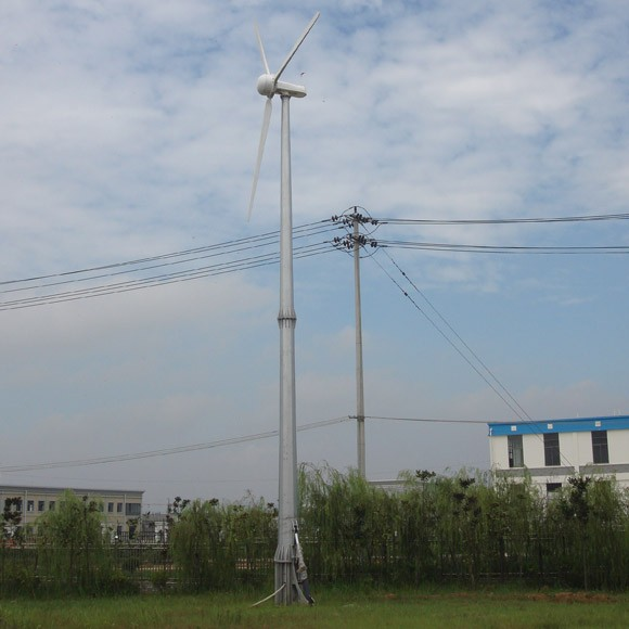 Hummer 20KW Home Wind Turbine