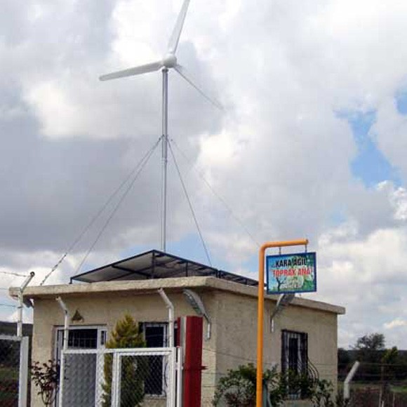 Hummer 2KW Home Wind Turbine