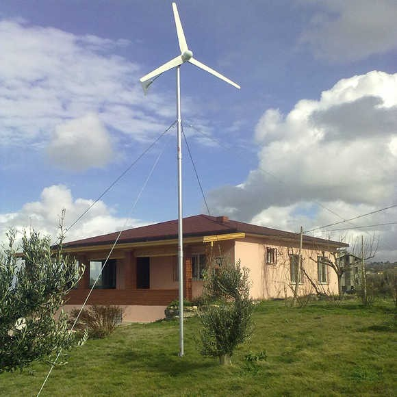 Hummer 500W Home Wind Turbine