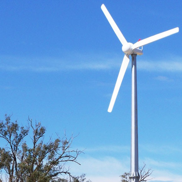 5KW Horizontal Wind Turbine