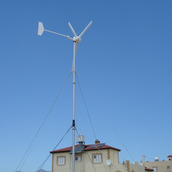 Hummer 2KW Micro Wind Generator