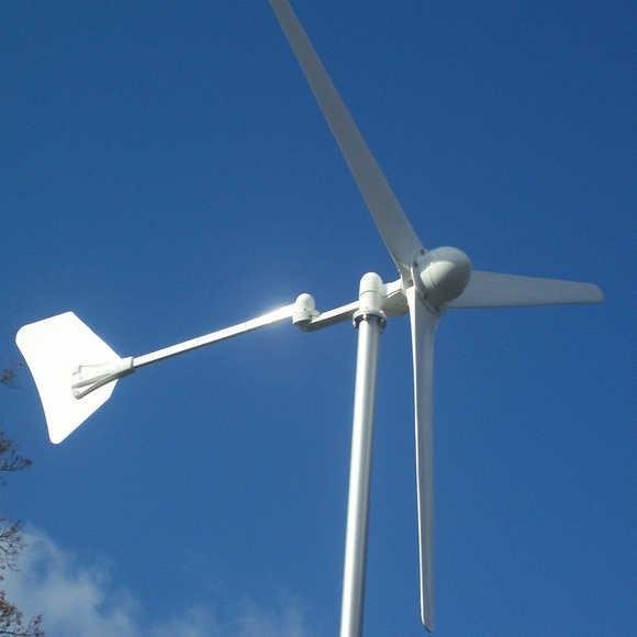 Hummer 500W Micro Wind Generator