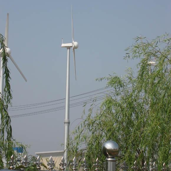 Hummer 20KW Mini Wind Generator