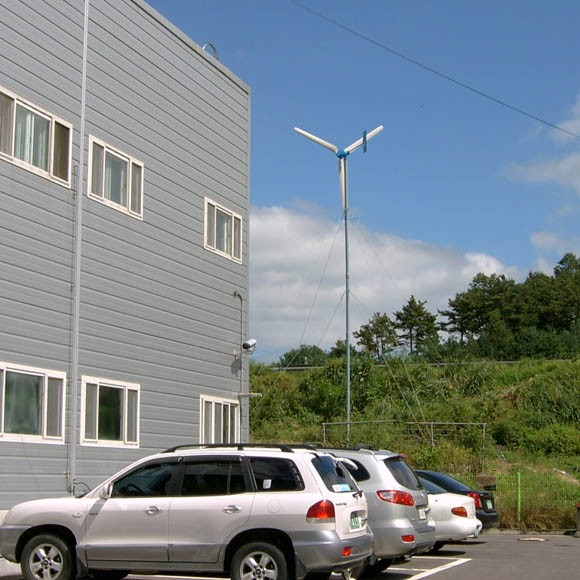 Hummer 2KW Residential Wind Generator