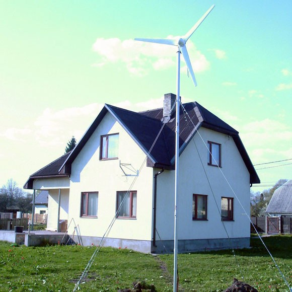 Hummer 500W Residential Wind Turbine