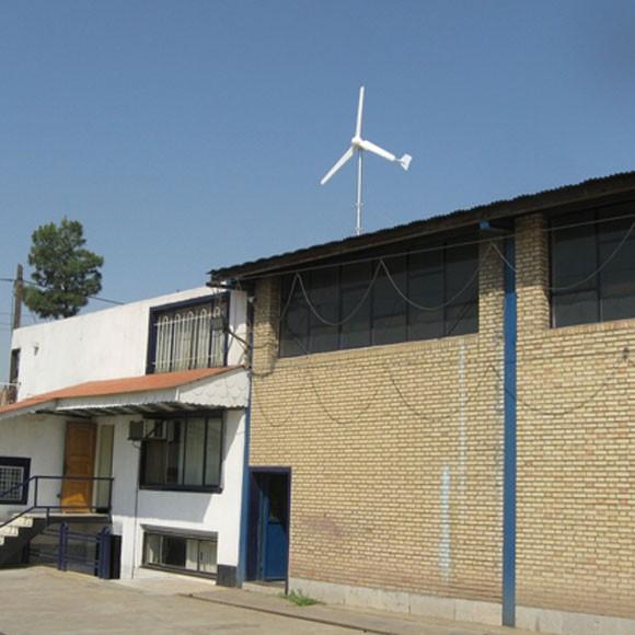 Hummer 2KW Roof Wind Generator