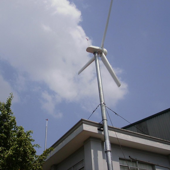 5KW Roof Wind Turbine