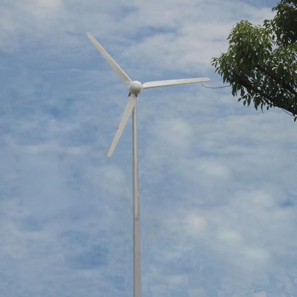 Hummer 20KW Roof Wind Turbine