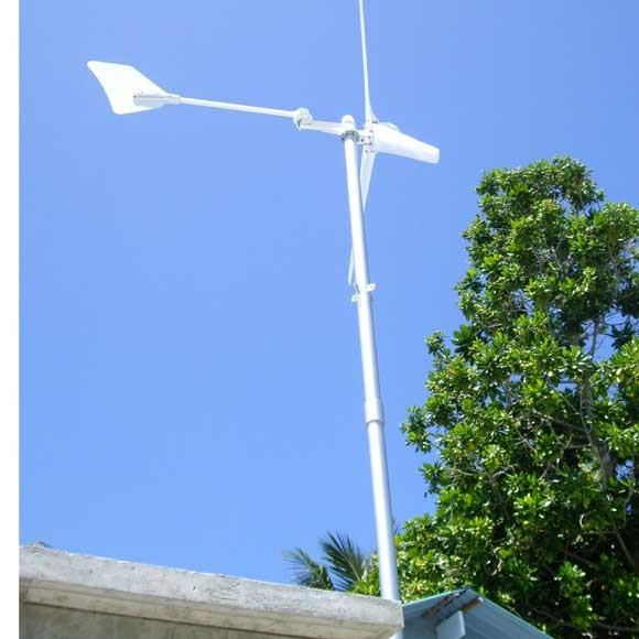 Hummer 500W Roof Wind Turbine