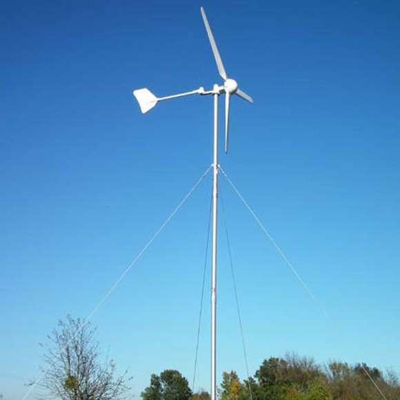 Hummer 2KW Small Wind Turbine
