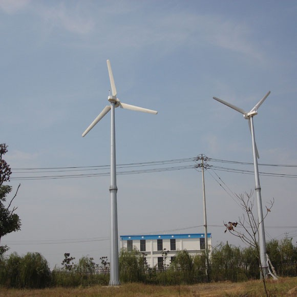 Hummer 30KW Small Wind Turbine