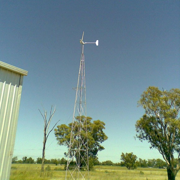 Hummer 500W Wind Energy Turbine