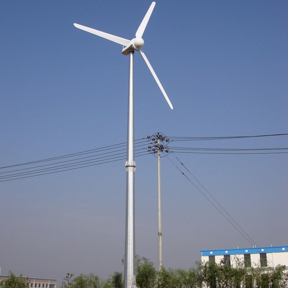 Hummer 20KW Wind Generator System