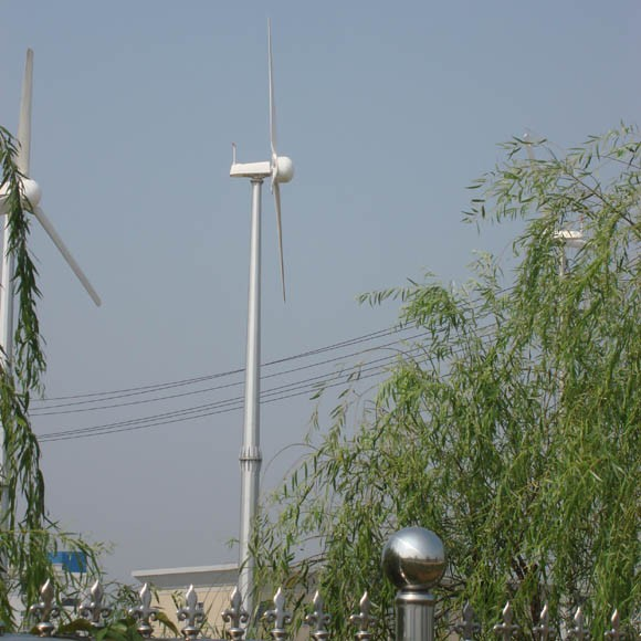 Hummer 20KW Wind Power System