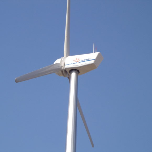 Hummer 50KW Wind Power System