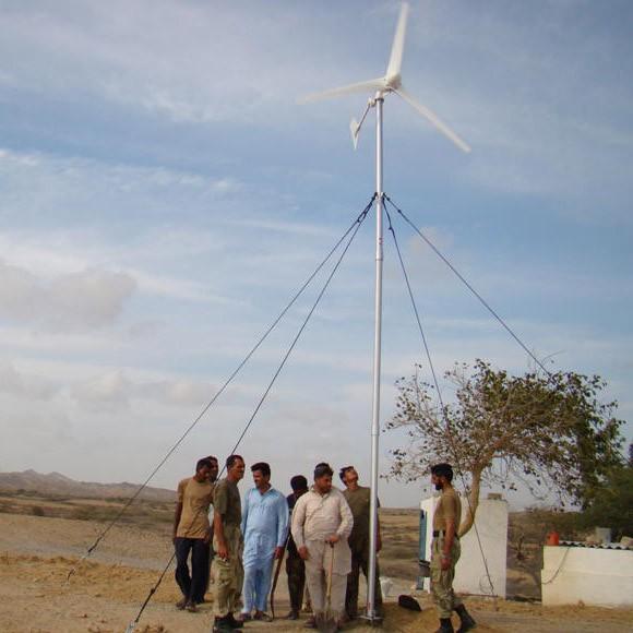 Hummer 500W Wind Power Turbine