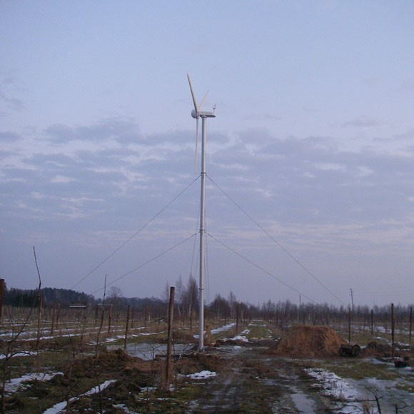 5KW Wind Turbine For Farm