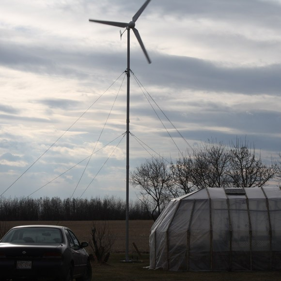 Hummer 2KW Wind Turbine For Farm