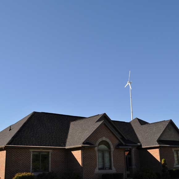 Hummer 20KW Wind Turbine For House