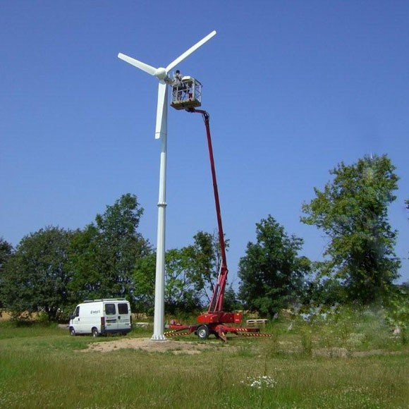 5KW Wind Turbine Manufacturer