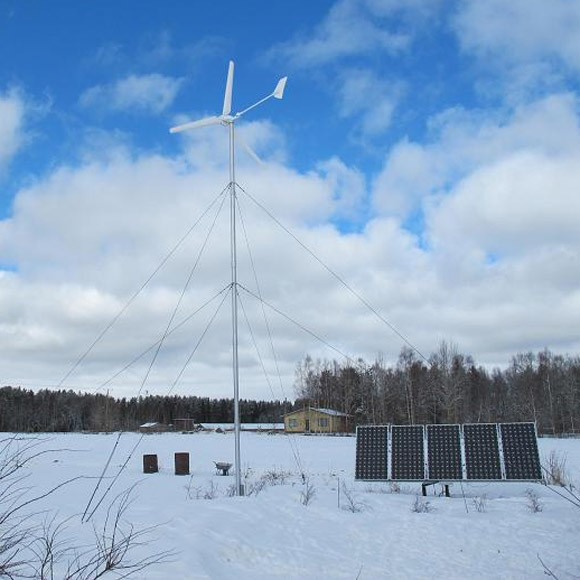 Hummer 2KW Wind Turbine Price