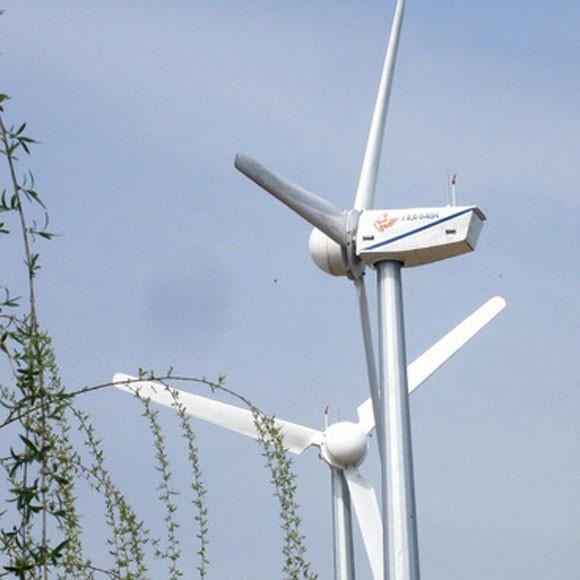 Hummer 50KW Wind Turbine Price